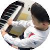 安井音楽教室 ピアノレッスン 生徒さんの声の写真