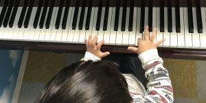 こどもとピアノ