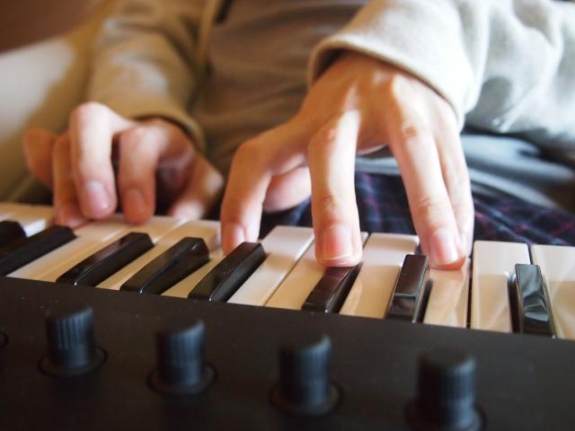 ピアノと脳